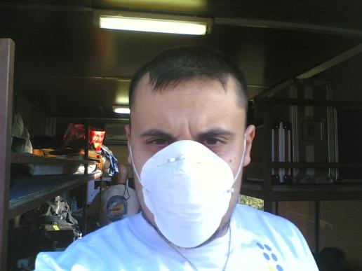 Esterni polverosi